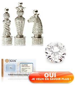 Investissement dans le diamant en Alsace