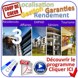 LMNP Résidence service 3